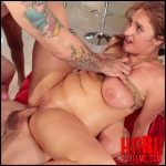 Skylar Snow Takes 5 Hard Cocks In Every Hungry Hole – HD-720p, Choking, Rough Sex, Double Penetration (Release June 02, 2018)