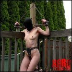 Sensual Pain – Sex slave in Irons with Abigail Dupree – Full HD-1080p, Female Submissive, Outdoors, Master, slave (Release June 20, 2018)