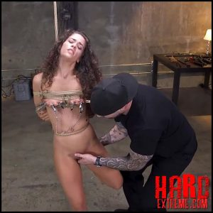 Petite Fresh Faced Whore Victoria Voxx Bound in Rope and Brutal Fucked – HD-720p, predicament, bondage, Petite, Zapper (Release June 22, 2018)