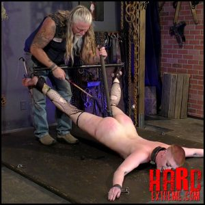 Sensual Pain – Slave Position Belly Down with Louise Miss Fortune – Full HD-1080p, extreme bdsm, hard extreme (Release June 29, 2018)