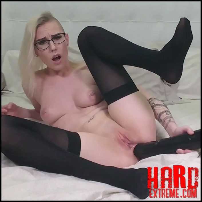 Creampie While Watching Porn