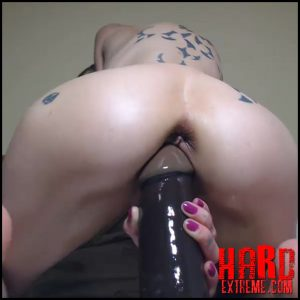 Angelsdaniel – Webcam kinky girl penetration BBC dildo in cunt and other dildo in ass – Full HD-1080p, anal insertion, anal stretching, BBC dildo (Release July 23, 2018)