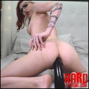 Kay Ottie – Anal Creampie & Facial w/ my XXXL Dildo – Full HD-1080p, Anal Masturbation, Facials, dirty talking (Release July 08, 2018)