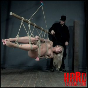 Hardtied – Taut with Victoria Steffanie – HD-720p, hard-extreme bdsm, extreme bondage (Release July 24, 2018)