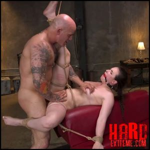 Bondage Legend Casey Calvert Tied Hard and Fucked Harder by Huge Cock – HD-720p, submission, rope bondage, pain, Paddle (Release August 30, 2018)