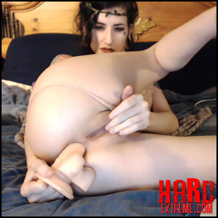 Webcam Dildo Ride Heels