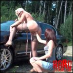 Czech lesbians outdoor vaginal fisting porn – Full HD-1080p, lesbian fisting, lezdom fisting (Release August 18, 2018)