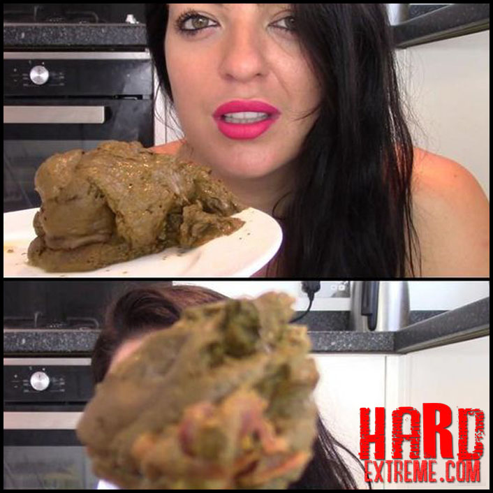 Evamarie88 - The Finest Meal Your Ever Eat - Full HD-1080p, poop, shit, kaviar scat, pooping girls (Release August 21, 2018)