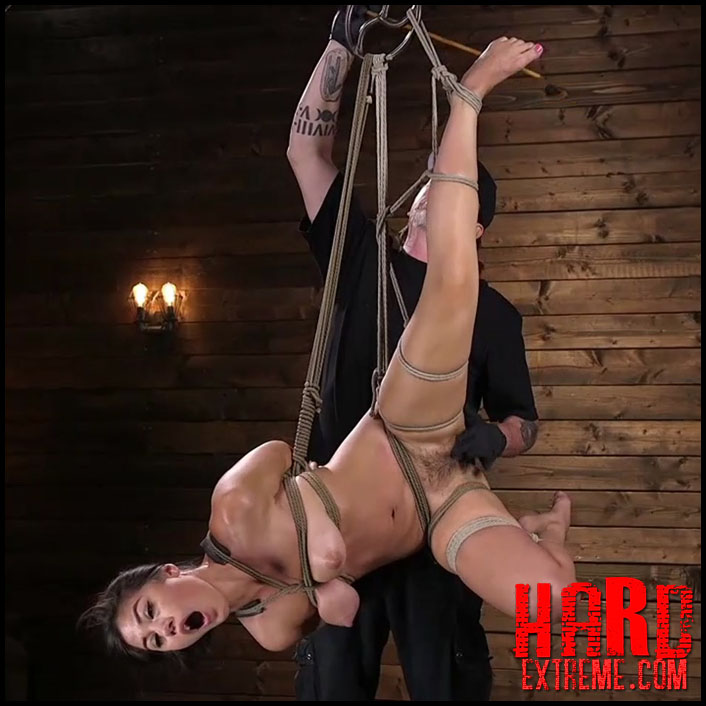 Kink - Sweet and Innocent Kendra Spade Gets Bound, Tormented, and Made to Cum