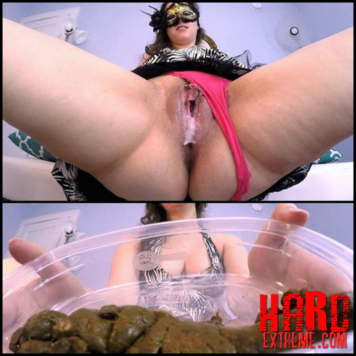 LoveRachelle2 - Sweet Shit For Lucky Husband - Full HD-1080p, scat girls, poop videos, amateurs scat (Release August 29, 2018)