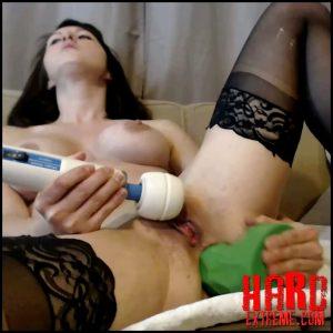 Molly Hendricks – penetration huge hulk dildo in anal gape – Full HD-1080p, gaping asshole, huge dildo, hulk dildo (Release August 22, 2018)