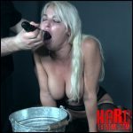 Real Time Bondage – Piss River Part 3 with London River – HD-720p, extreme porn, vomiting, piss drinking (Release August 29, 2018)