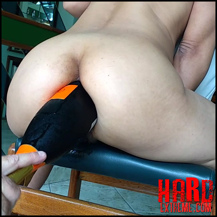 Extrem Anal Dildo Ride Hd