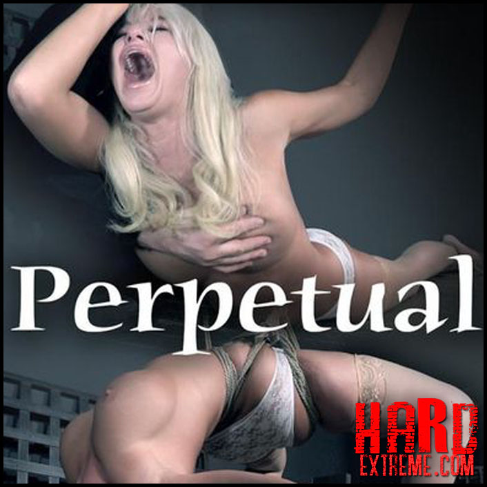 Hardtied - Perpetual with London River - HD-720p, Bdsm, Male Domination, BONDAGE (Release September 14, 2018)