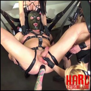 Verarscht: Chapter One – HD-720p, LATEX FETISH, Prolapse, Spanking, Blowjob (Release September 05, 2018)