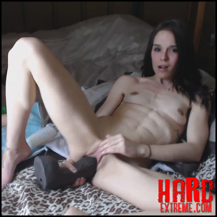 Skinny Girl Monster Dildo