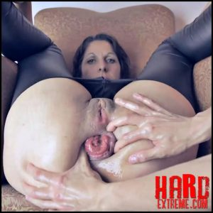 ArgenDana – Amazing mature Double fisting, Anal prolapse and Vegetable Porn – Full HD-1080p, extreme fisting, ass fisting (Release October 19, 2018)