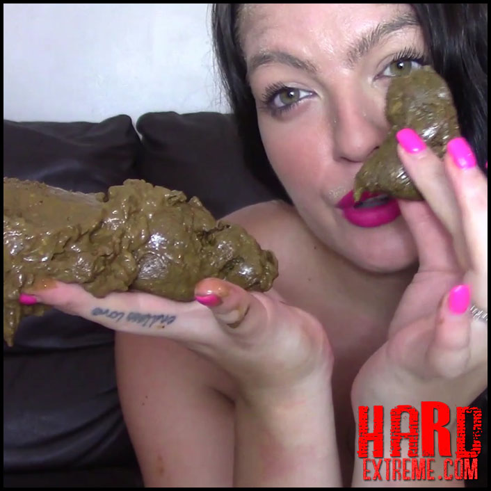 cum shit - Evamarie88 – Stare At My Shit And Cum Loser – Full HD-1080p ...