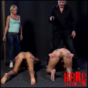 GRAIAS – The competition – roxana vs. Fatima – part 2 – Full HD-1080p, Electric Play, screaming tit, whipping pussy (Release October 29, 2018)
