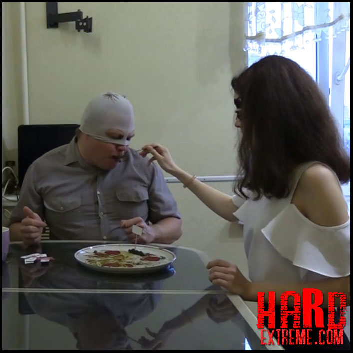 MilanaSmelly – Girls show ass and feed slave – Full HD-1080p ...