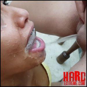 SG-Video – Swallow My Sweet Pee By Top Model Mirella Gati – Full HD-1080p, peeing, pee porn, pee rain, lesbian pissing (Release November 20, 2018)