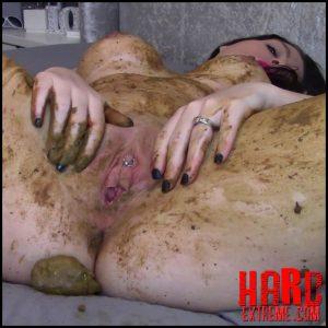Evamarie88 – Such A Kinky Scat Slut – Full HD-1080p, scatology, poop, shit, kaviar scat (Release December 04, 2018)