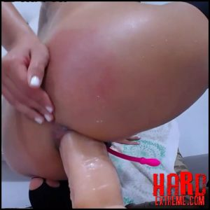 DP DOUBLE, PUSSY AND ASS OPEN – Xxisabelaxxx – Large Toys