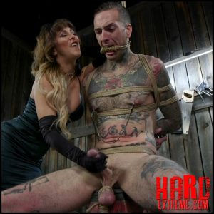 Reverse Abduction: Cherie DeVille outwits her captor and takes control – Kink – Prostate Stimulation