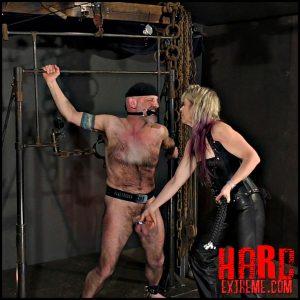 Flogging slave Larry – Larry – SensualPain – Extreme Domination, Mind Fuck