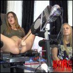 Liveshow – Siswet19 – Lesbian Fisting, Fucking Machine