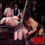 Squirting DP Anal Sluts Serve the Folsom Orgy – Kink – BONDAGE, Discipline