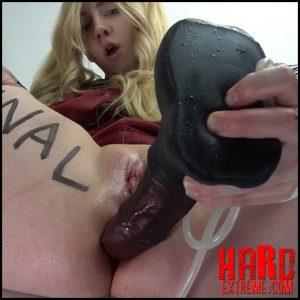 Slut Training Diaries: Anal Training – MissPrincessKay – Large Toys