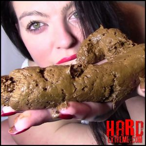 Licking My Giant Log – Evamarie88 – Pooping Girls
