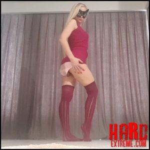 Bulge In Pink Satin Panties – Thefartbabes – Scat Porn
