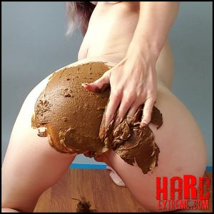 Desperate Close Up Ass Fetish Smear – Xxecstacy – Kaviar Scat