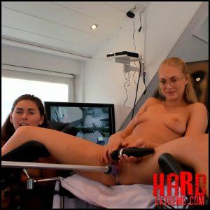 Lesbian Fisting – Siswet19 – Fucking Machines Porn