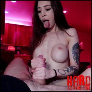 The Best Edging Handjob EVER – ManyVids – HarloweBlue – Big Tits, Blowjob