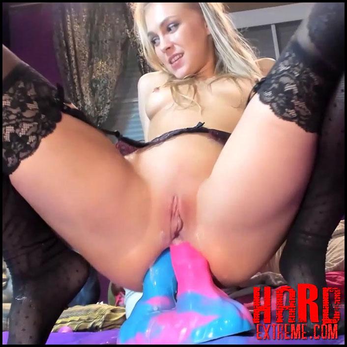 Big Ass Milf Latina Dildo Ride